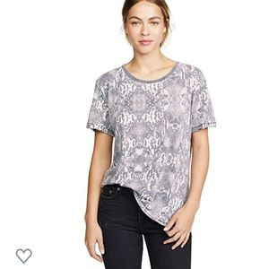 Free people tee new with tags size medium